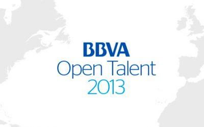Ya se conocen los 20 finalistas del BBVA Open Talent