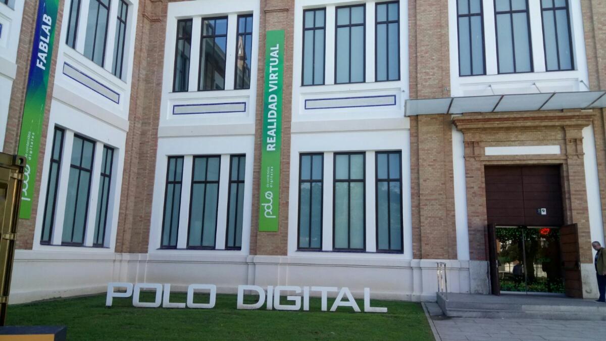Polo de Contenidos Digitales de Málaga