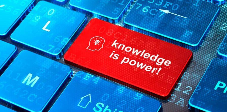 El conocimiento es lo que cuenta