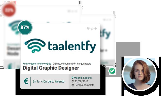 taalentfy linkedin empleo