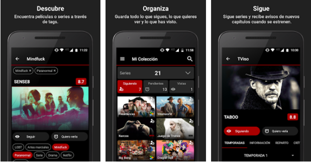 tviso app television
